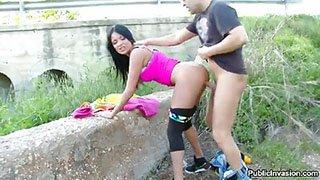 Public porno